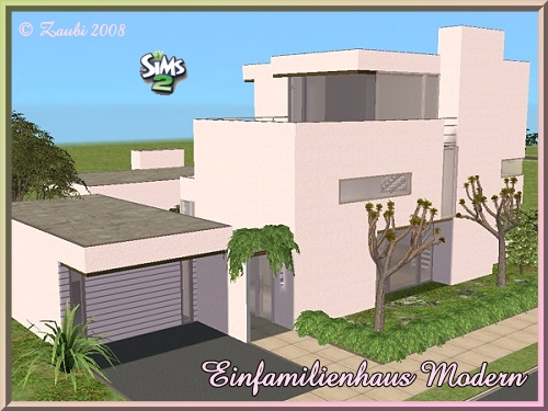 Reddiamonds dream board thema anzeigen 200 zaubi for Modernes haus sims 3
