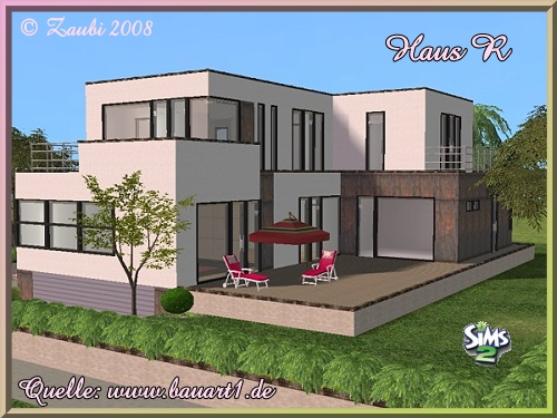 Reddiamonds dream board thema anzeigen 161 zaubi for Modernes haus sims 4