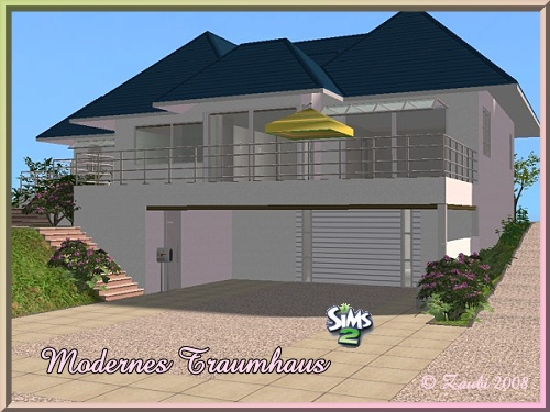 Reddiamonds dream board thema anzeigen 196 zaubi for Modernes haus sims 2