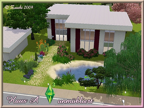 Reddiamonds dream board thema anzeigen 1 zaubi sims for Modernes haus sims 3